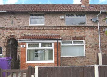 Thumbnail 3 bed terraced house for sale in Danefield Road, Allerton, Liverpool