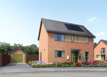 Thumbnail 3 bed detached house for sale in Mill Road, Little Melton, Norwich