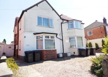 Thumbnail 2 bed flat to rent in Yew Tree Lane, Yardley, Birmingham