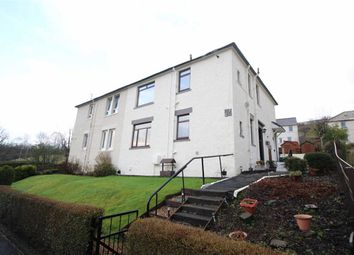 Thumbnail 2 bed flat for sale in Bannockburn Street, Greenock, Renfrewshire