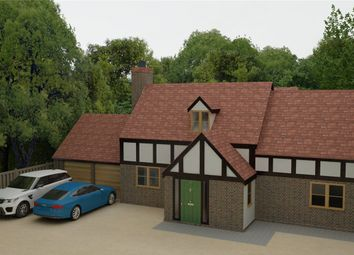 Thumbnail 4 bed detached house for sale in Mill Lane, Wadborough, Worcester, Worcestershire