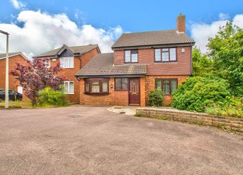 Thumbnail 4 bed detached house for sale in Bracken Place, Bedford