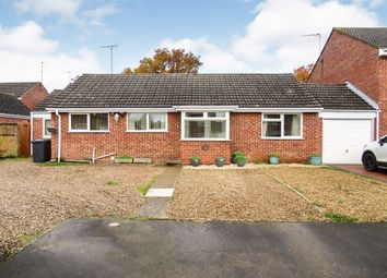 Thumbnail 3 bed bungalow for sale in Rye Close, North Walsham