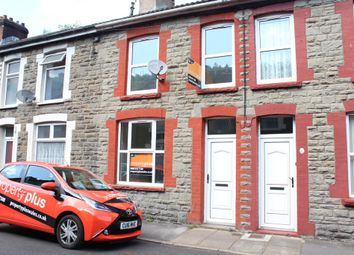 Thumbnail 3 bed terraced house to rent in Partridge Road, Abertillery