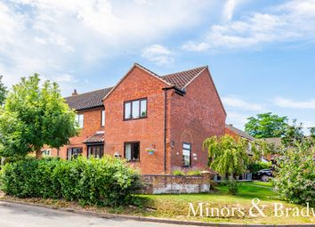 Thumbnail 6 bed semi-detached house for sale in Yew Tree Court, Hockering, Dereham