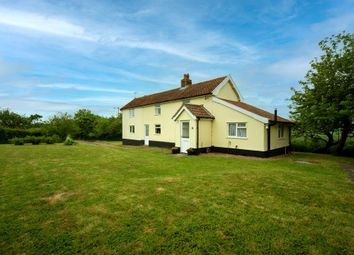 Thumbnail 3 bed detached house for sale in Bleach Green, Wingfield, Diss, Norfolk