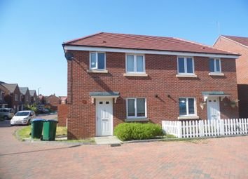Thumbnail 3 bed semi-detached house for sale in Cheshire Close, Stoke Village, Coventry