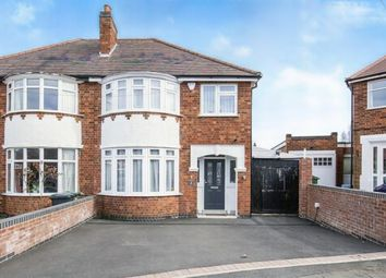 3 bed semi-detached house for sale in Lodgewood Avenue, Birstall, Leicester, Leicestershire LE4