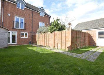 Thumbnail 3 bed semi-detached house for sale in Trafalgar Road, Tewkesbury, Gloucestershire
