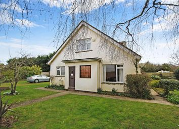 Thumbnail 4 bed detached house for sale in Clappers Lane, Earnley, Chichester, West Sussex