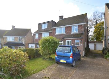 Thumbnail 3 bed semi-detached house for sale in Marys Mead, Hazlemere, High Wycombe