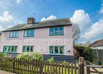 Thumbnail 4 bed detached house for sale in Barley Croft End, Furnheux Pelham, Herts