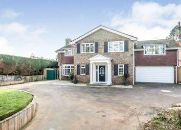 Thumbnail 5 bed detached house for sale in Hollist Lane, Easebourne, West Sussex