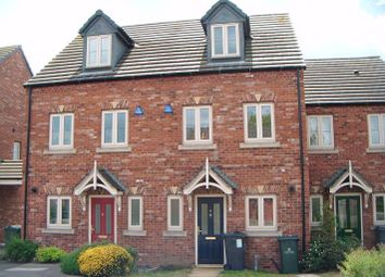 Thumbnail 3 bed town house to rent in St. Edwin Reach, Dunscroft, Doncaster