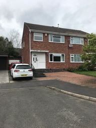 Thumbnail 3 bed semi-detached house to rent in Farr Wood Close, Groby