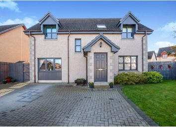 Thumbnail 5 bedroom detached house for sale in Bain Avenue, Elgin