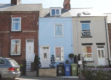 Thumbnail 3 bedroom terraced house for sale in Rutland Road, Chesterfield