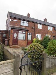 Thumbnail 2 bed end terrace house to rent in Newton Road, St Helens