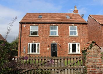 Thumbnail 6 bed detached house for sale in Old Lane, Hirst Courtney, Selby