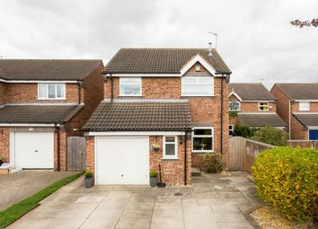Thumbnail 3 bed detached house for sale in Deanhead Grove, Clifton Moor, York