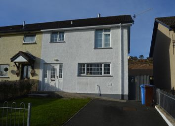 Thumbnail 3 bedroom end terrace house for sale in Quayside Close, Newry