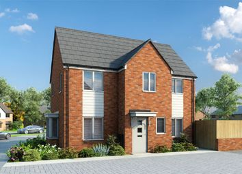 Thumbnail 3 bed detached house for sale in Dial Lane, Harvills Grange, West Bromwich