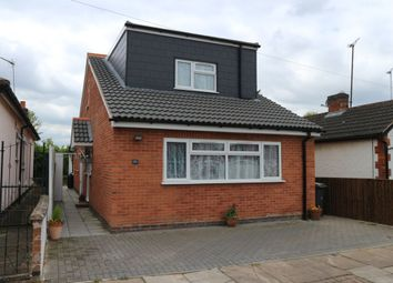 Thumbnail 3 bed detached house for sale in Melton Avenue, Rushey Mead