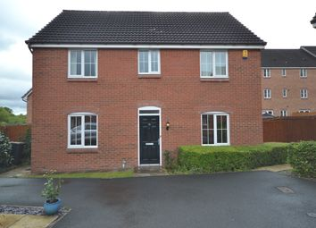 Thumbnail 4 bed detached house for sale in Chervil Close, Clayton, Newcastle-Under-Lyme