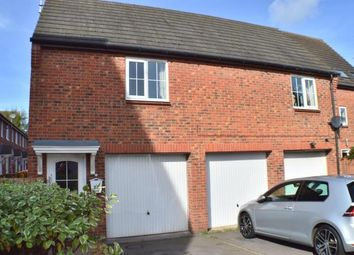 Thumbnail 2 bed flat for sale in Shaw Drive, Fradley, Lichfield, Staffordshire