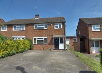 Thumbnail 3 bed semi-detached house for sale in Warwick Road, Bletchley, Milton Keynes, Buckinghamshire