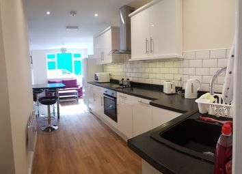 Thumbnail 3 bed terraced house to rent in Manvers Street, Nottingham
