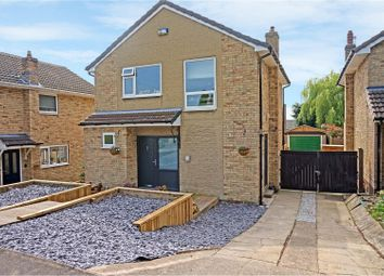 Thumbnail 3 bed detached house for sale in Thorpe Lane, Almondbury, Huddersfield