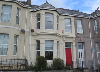 Thumbnail 2 bed flat for sale in Knighton Road, St Judes, Plymouth