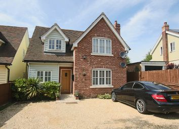 Thumbnail 4 bed detached house for sale in Hilltop Lane, Saffron Walden