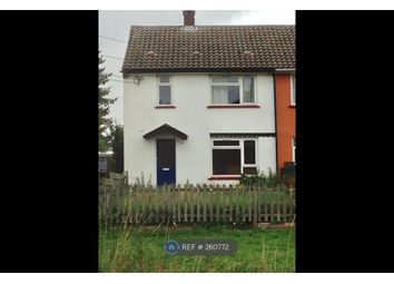 Thumbnail 2 bed semi-detached house to rent in Northfield, Great Dunmow