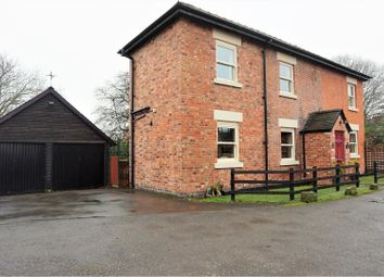 Thumbnail 3 bedroom detached house for sale in Millfield, Shardlow