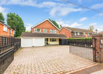 5 bed detached house for sale in Cove Road, Fleet GU51