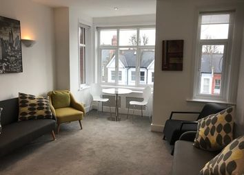 Thumbnail 2 bed flat to rent in Pattison Road, London
