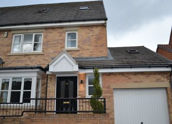 Thumbnail 5 bed detached house for sale in Bluebell Rise, Morpeth