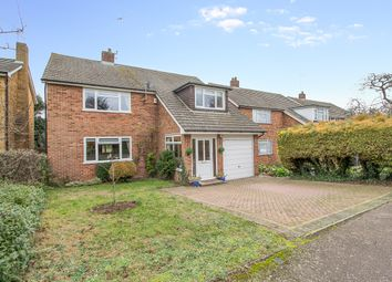 Thumbnail 4 bed detached house for sale in Watermill Lane, Hertford