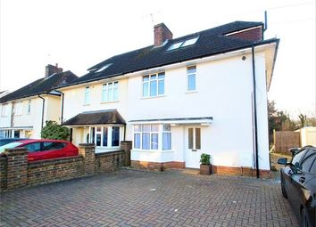 4 bed semi-detached house for sale in Weston Road, Guildford, Surrey GU2