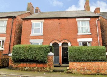 3 bed semi-detached house for sale in Oxford Street, Church Gresley, Swadlincote DE11