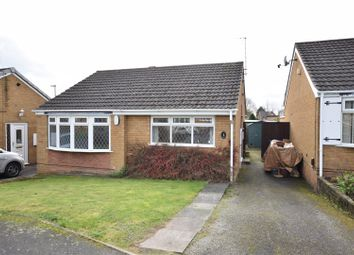 Thumbnail 2 bedroom detached bungalow for sale in Briar Close, Chaddesden, Derby