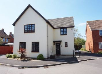 Thumbnail 4 bed detached house for sale in Hale Way, Taunton