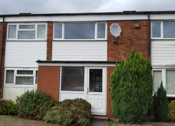 Thumbnail 3 bed terraced house to rent in Glover Street, West Bromwich