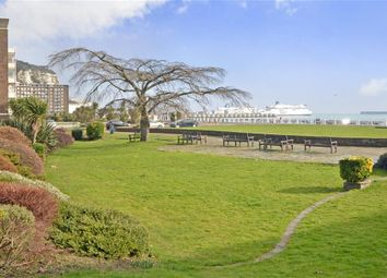 Thumbnail 2 bedroom flat for sale in Camden Crescent, Dover, Kent