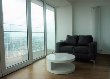 Thumbnail Studio to rent in Canary Wharf, London