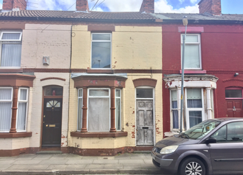 Thumbnail Terraced house for sale in Webster Road, Liverpool