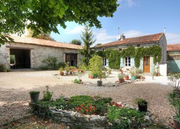 Thumbnail 5 bed property for sale in Villefagnan, Poitou-Charentes, France