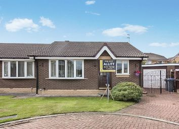 Thumbnail 2 bed semi-detached bungalow for sale in Lochinch Close, Blackpool